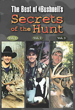 The Best of Bushnell's Secrets of the Hunt Triple Feature 2004