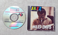 "CD AUDIO MUSIQUE INT / MILES DAVIS ""JAZZ LINE"" CD  COMPILATION 10T 1990"