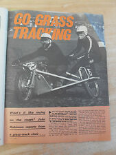 Motorcycle Mechanics, Scooter & 3 Wheeler Jul'69, Triumph 650, Rocket 3 & More