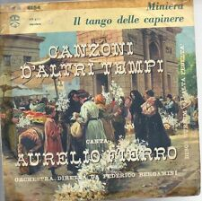 45 giri- Aurelio Fierro Miniera- Il tango delle capinere   SC3