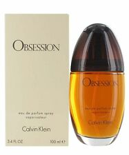 Calvin Klein CK Obsession 100ml EDP FOR HER New & Sealed