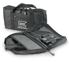 New! Glock Range Bag Original Tactical Gun Smith Gear Carry Case Black Molle