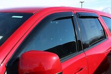 Tape-On Wind Deflectors for a 2011 - 2015 Dodge Durango