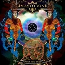 "MASTODON ""CRACK THE SKYE"" CD+DVD NEU"