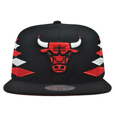 Chicago Bulls VINTAGE DIAMOND SNAPBACK Mitchell & Ness NBA Hat