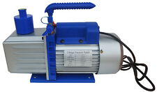 New 7 CFM 110V 60Hz 2-Stage Rotary Vane Deep Vacuum Pump 3/4HP Free Shipping