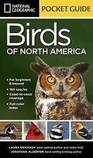 National Geographic Pocket Guide to the Birds of North America by Jonathan...
