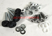 74-78 Corvette Seat Hardware Repair Kit NEW 20 Pieces Without Buttons