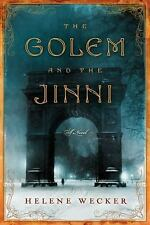 The Golem and the Jinni by Helene Wecker (2013, Hardcover)
