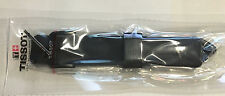 Original Tissot T-Race Touch Black Strap Watch Band w/ Buckle for T081420A