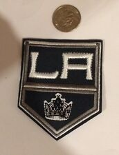 """Los Angeles Kings Logo Embroidered Iron On Patch 3""""x2"""""""