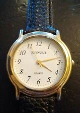 Vintage Joynous ladies watch, new leather band running with new battery NR