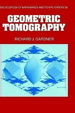 Geometric Tomography (Encyclopedia of Mathematics and its Applications-ExLibrary