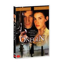 Onegin (1999) Ralph Fiennes, Liv Tyler DVD *NEW