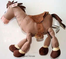 "NEW Disney Store USA Pixar Toy Story 10"" Bullseye Bean Bag Plush Horse ANDY Doll"