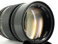 Canon Lens FD Tele obiettivo 135/2.8 Canon FD