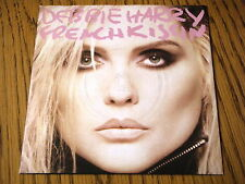 "DEBBIE HARRY - FRENCH KISSIN' IN THE USA   7"" VINYL PS"