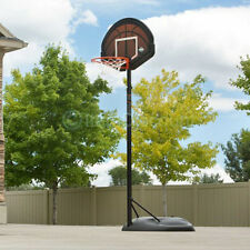 7' Portable Kids Youth Basketball Court Goal Hoop Pool Indoor Adjustable Rim