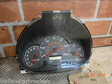 FORD STREET KA 2004 1.6 8V SPEEDO INSTRUMENT CLUSTER CLOCKS 3S5T-10849 FC