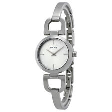 DKNY Silver Dial Stainless Steel Bracelet Ladies Watch NY8540