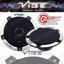 "Vibe SLICK4-V5 Slick 4 4"" 300w Car Door Dash Shelf Coaxial Speakers Set Pair"