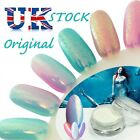 MERMAID EFFECT NAILS ART POWDER DUST MAGIC GLIMMER 2016 Trend Efekt Syrenki Mica
