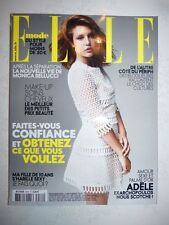 Magazine mode fashion ELLE french #3532 septembre 2013 Adele Exarchopoulos