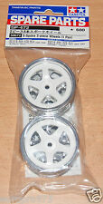 Tamiya 50672 5-Spoke 2-Piece Wheels (1 Pair) (Nismo GT-R/PIAA Porsche 911 GT2)
