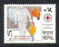 Nepal 2000 Geneva Convention/Soldier/Army/Military/Peace/Animation 1v (n37205)