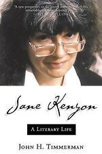 Jane Kenyon: A Literary Life