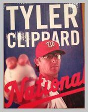 2014 Washington Nationals TYLER CLIPPARD Bobblehead SGA NEW BOBBLE HEAD w/ CARDS