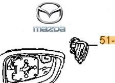 Genuine Mazda 6 2014-2016 Mirror Side Turn Lamp LH - GHP969182C