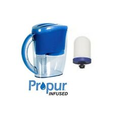 Propur Water Filter Pitcher with ProOne G2.0M Filter
