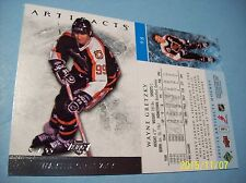 2012-13 Upperdeck Artifacts # 98 Wayne Gretzky!