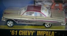 REVELL 61 1961 CHEVY CHEVROLET IMPALA FLAMED DETAILED LOWRIDER COLLECTIBLE CAR