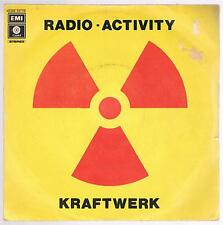 "KRAFTWERK RADIO ACTIVITY ANTENNA 7"" 45 GIRI"