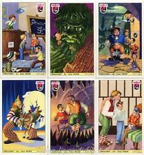 Figurine Lavazza serie n°39 Pinocchio II ANNO 1951 Chromo