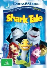 Shark Tale (DVD, 2008) - Fast Free Post! Region 4