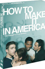 How To Make It In America . The Complete Season 1 . Mark Wahlberg .. 2 DVD . NEU