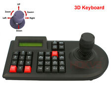3D CCTV keyboard Controller Joystick for PTZ Speed dome camera Bracket 3 Axis