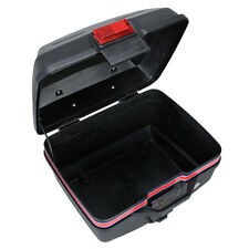 New Universal X-Large Motorcycle Touring Scooter Tail Box Luggage Trunk Top Case
