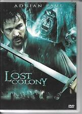 DVD ZONE 2--LOST COLONY--ADRIAN PAUL/GILES/FARRELL
