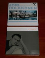 2x CD Lot JORI HULKKONEN When No One Is Watching WILLIAM ORBIT Pieces In Modern
