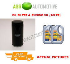 PETROL OIL FILTER + LL 5W30 ENGINE OIL FOR JAGUAR S-TYPE 3.0 238 BHP 1998-08