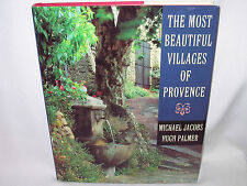 THE MOST BEAUTIFUL VILLAGES OF PROVENCE ITALY JACOBS & PALMER   THAMES & HUDSON
