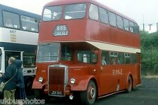 Ribble 1466 Boothferry Park Hull 1980 Bus Photo
