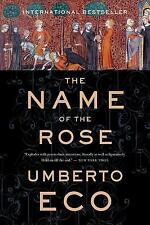 The Name of the Rose by Umberto Eco (2014, Paperback, New Edition)