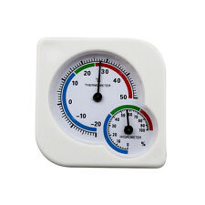 Indoor Outdoor MIni Wet Hygrometer Humidity Thermometer Temp Temperature Meter
