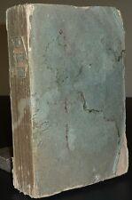 BOURGELAT: Elémens de l'art vétérinaire - Traité du cheval / 1818