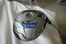 TAYLORMADE GOLF CLUB USED SLDR FAIRWAY SHAFT GRAPHITE RIGHT HAND TAYLOR MADE